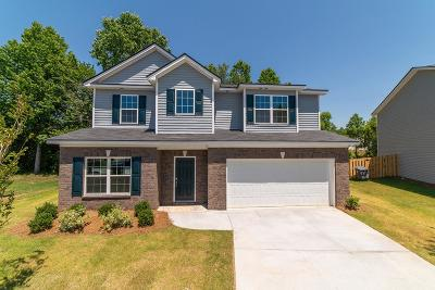 Russell County, Lee County Single Family Home For Sale: 6 Peachleaf Court