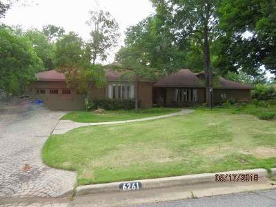 Columbus Single Family Home For Sale: 6261 Seminary Road