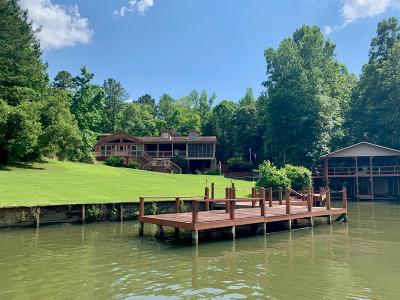 Russell County, Lee County Single Family Home For Sale: 111 Lee Road 0342