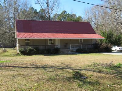 Shiloh Single Family Home For Sale: 18199 Ga Hwy 85