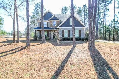 Hamilton GA Single Family Home For Sale: $249,900
