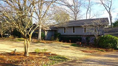 Columbus Single Family Home For Sale: 5416 Roaring Branch Road