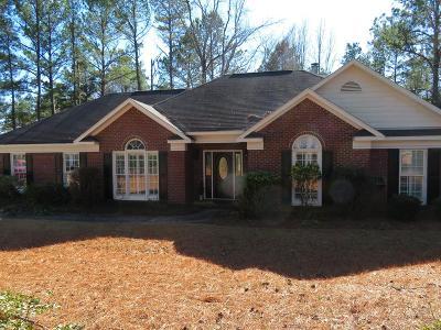 Harris County Single Family Home For Sale: 758 Daylake Drive