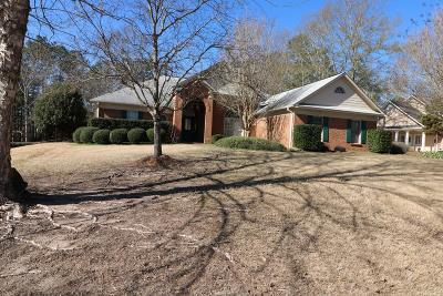 Columbus Single Family Home For Sale: 4756 Champion's Way