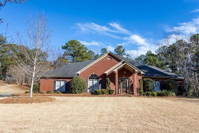 Columbus Single Family Home For Sale: 8854 Moore Road