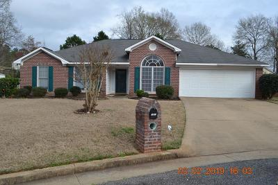 Columbus Single Family Home For Sale: 1024 Ruth Creek Court