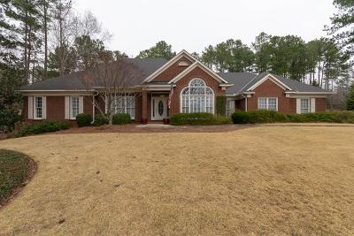 Muscogee County Single Family Home For Sale: 9129 Travelers Way