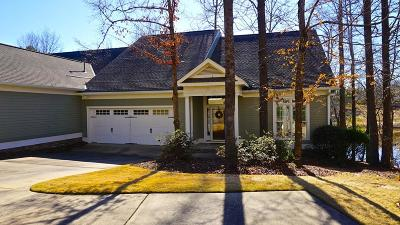 Columbus Single Family Home For Sale: 4701-2 Turnberry Lane