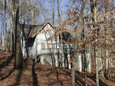 Pine Mountain Single Family Home For Sale: 616 Lake Drive