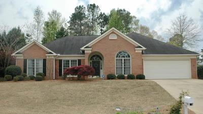 Columbus Single Family Home For Sale: 1494 Ridge Creek Way