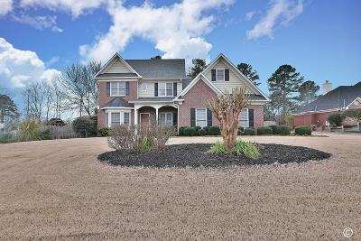 Midland Single Family Home For Sale: 8086 Highlands Drive