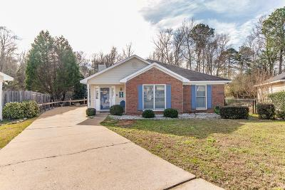Columbus Single Family Home For Sale: 7036 Stoneybrook Drive