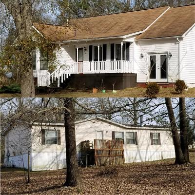 Russell County, Lee County Single Family Home For Sale: 40 Doe Drive