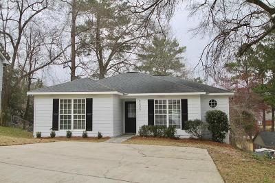 Columbus Single Family Home For Sale: 4209 King Arthur Place