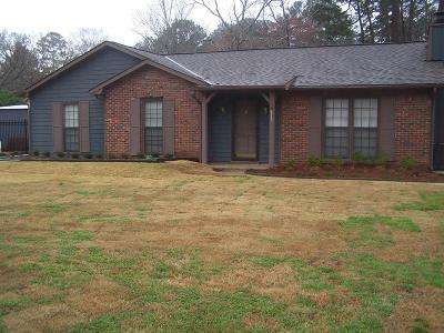 Columbus Single Family Home For Sale: 6717 Charter Oaks Circle