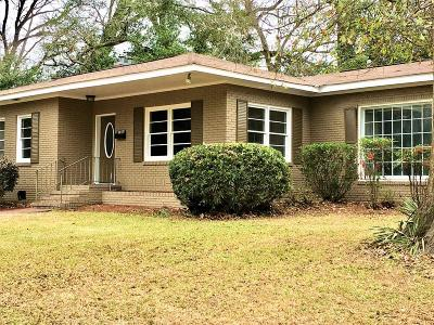 Columbus Single Family Home For Sale: 1700 North Dixon Drive
