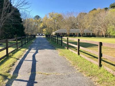 Midland Single Family Home For Sale: 9802 County Line Road