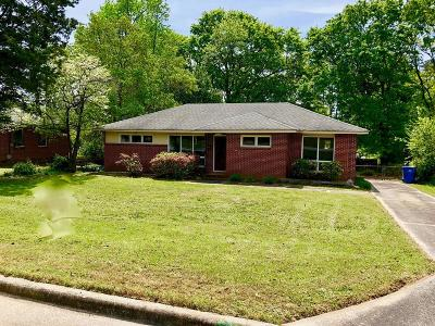 Columbus Single Family Home For Sale: 2620 Billie Drive