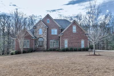 Muscogee County Single Family Home For Sale: 9248 Travelers Way