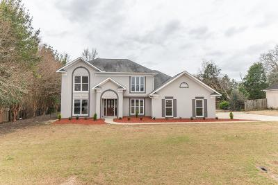 Muscogee County Single Family Home For Sale: 6752 Psalmond Court