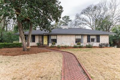 Columbus Single Family Home For Sale: 1513 Wells Drive