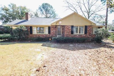 Columbus Single Family Home For Sale: 4230 Acacia Drive