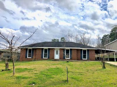 Columbus Single Family Home For Sale: 2932 McNeese Drive