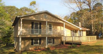 Lagrange Single Family Home For Sale: 147 N Lake Drive
