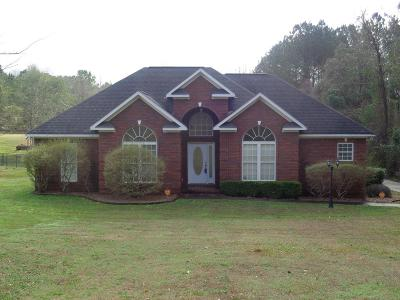 Russell County, Lee County Single Family Home For Sale: 1704 Lee Road 0248