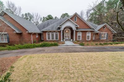 Columbus Single Family Home For Sale: 8904 River Road