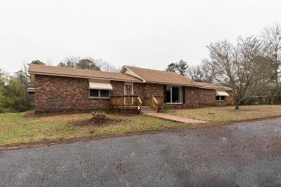 Russell County, Lee County Single Family Home For Sale: 2410 Sandford Road