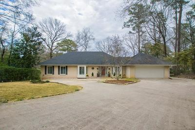 Columbus Single Family Home For Sale: 5614 Roaring Branch
