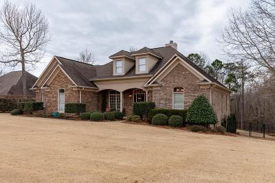Phenix City Single Family Home For Sale: 142 Glenwood Way