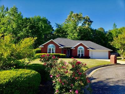 Russell County, Lee County Single Family Home For Sale: 3317 Hummingbird Court
