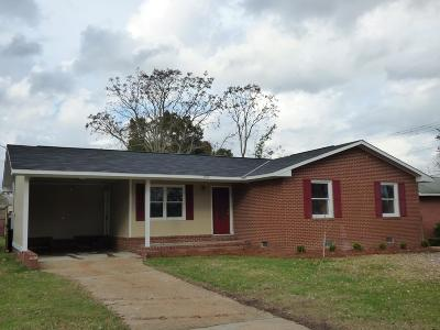 Russell County, Lee County Single Family Home For Sale: 1502 8th Place South