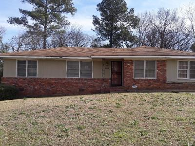Columbus Single Family Home For Sale: 3633 Irwin Way
