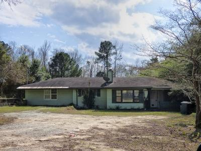 Russell County, Lee County Single Family Home For Sale: 1 Remington Road