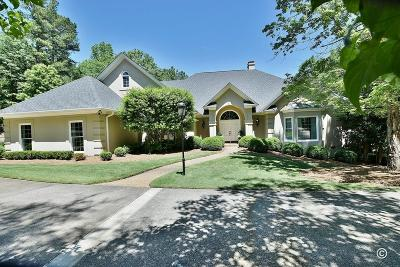 Columbus Single Family Home For Sale: 7366 Winding Ridge Road
