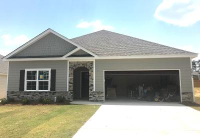 Muscogee County Single Family Home For Sale: 6857 Admiral Drive