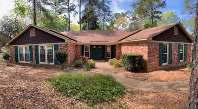Midland Single Family Home For Sale: 6613 Beaver Trail