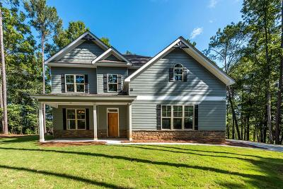 Russell County, Lee County Single Family Home For Sale