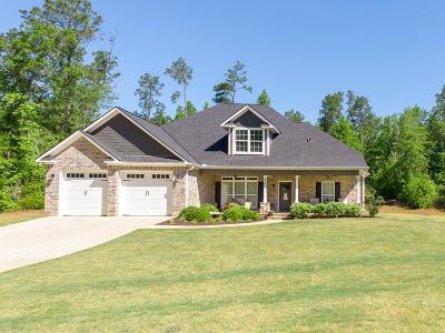 Russell County, Lee County Single Family Home For Sale: 529 Lee Road 0320