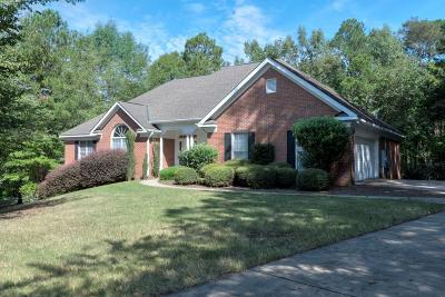 Muscogee County Single Family Home For Sale: 8664 Battery Drive