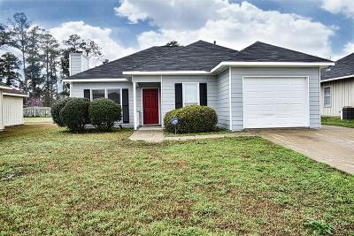 Columbus Single Family Home For Sale: 3478 Flintlock Drive