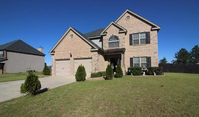 Russell County, Lee County Single Family Home For Sale: 5 Caen Drive