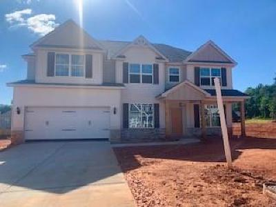 Russell County, Lee County Single Family Home For Sale: 2200 Greene Way