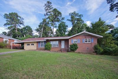 Phenix City Single Family Home For Sale: 1603 Sandfort Road