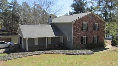 Columbus Single Family Home For Sale: 6808 Raintree Drive