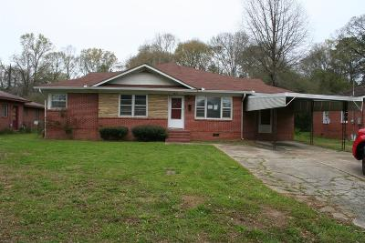 Columbus Single Family Home For Sale: 2835 Hawthorne Drive