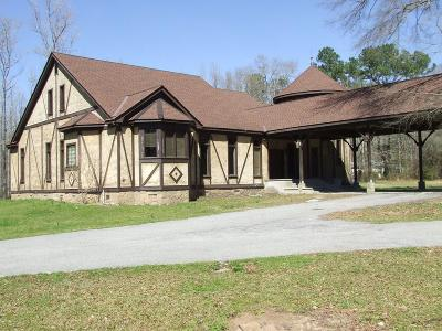Harris County Single Family Home For Sale: 2641 Kings Gap Road